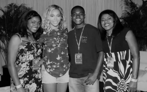 Beyonce-Meets-18-year-old-College-Graduate-James-Martin