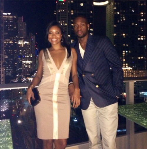 dwyane-wade-girlfriend-gabrielle-union-engaged