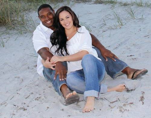 maurice-jones-drew-wife-ashley-hamasaki
