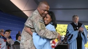 Army_Reserve_Captain_Surprises_Daughter-college-graduation-video