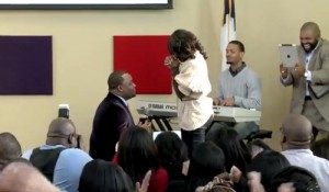 Maurice-Fitzgerald-proposes-Tanika-Jone-Lifeline_Church-video