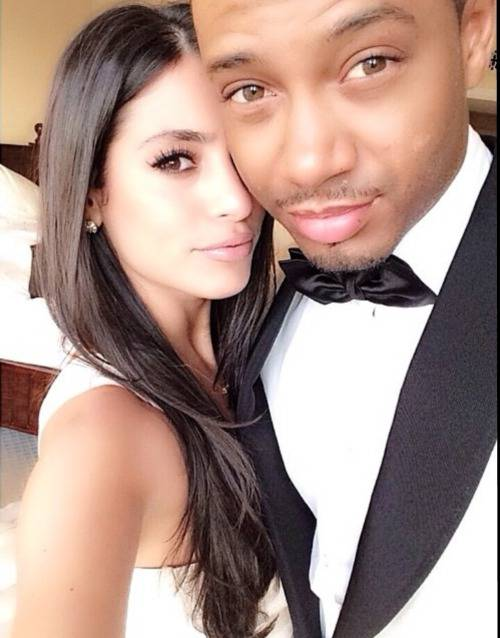 terrence-j-girlfriend-nichole-isaacs-pic