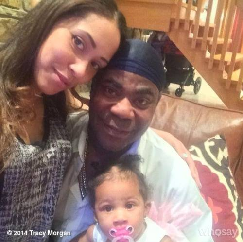 tracy-morgan-fiance-Megan_Wollover-pics-