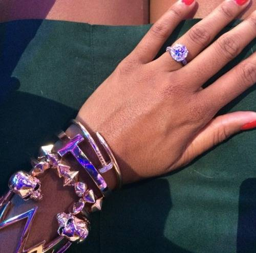 victor-cruz-fiance-eliana-watley-engagement-ring-