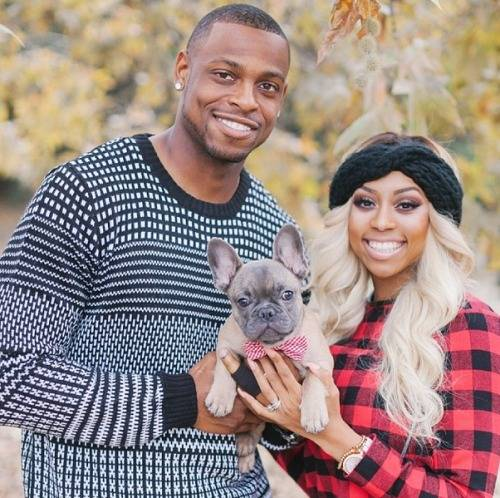 Seyi Ajirotutu's Wife Autumn Pierce Ajirotutu3