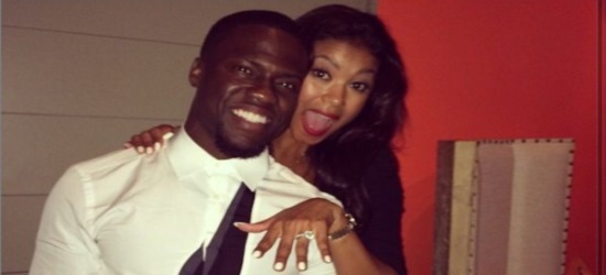 Kevin Hart Proposes To Girlfriend Eniko Parrish During Her 30th Birthday Party. [Video]