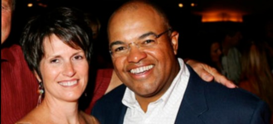 Mike Tirico's Wife Debbie Tirico