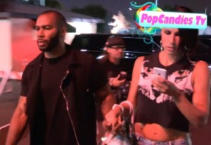 omari-hardwick-wife-jennifer-pfautch-video