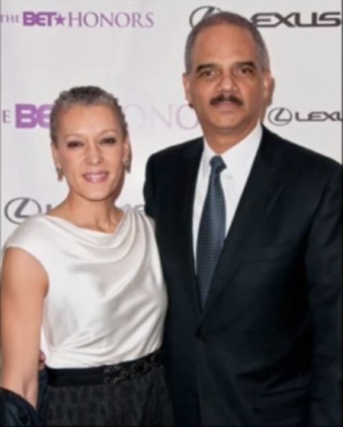 eric-holder-wife-sharon-malone-pics