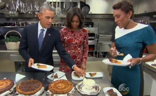 president-obama-first-lady-talk-thanksgiving