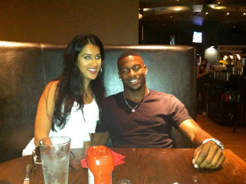 Emmanuel-Sanders-Girlfriend-Gabriella-Waheed-pics-photos