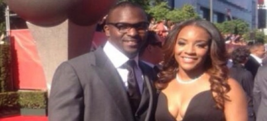 Cliff Avril's Wife Dantia Avril