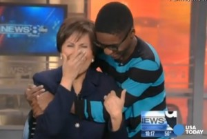 Ke'onte-WFAA-anchor-Gloria_-Campos-video