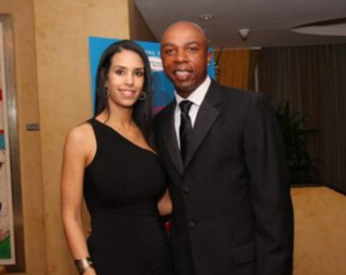 greg-anthony-wife-chere-lucas-anthony-pics-photos