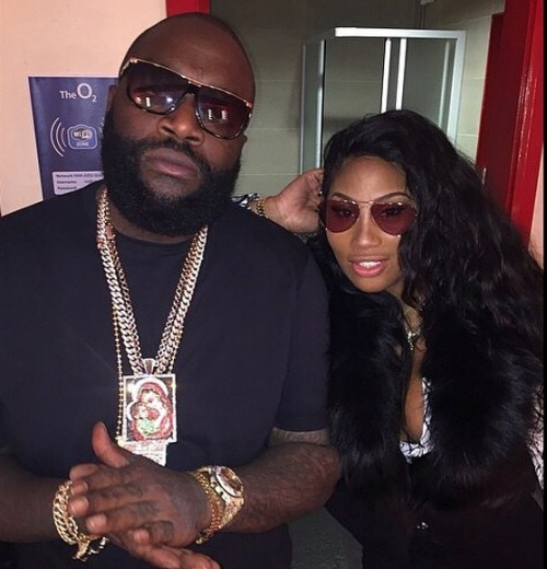 who is rick ross currently dating