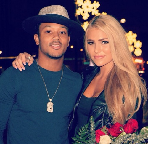 romeo-miller-girlfriend-fiancee-Toneata-Morgan-pics3