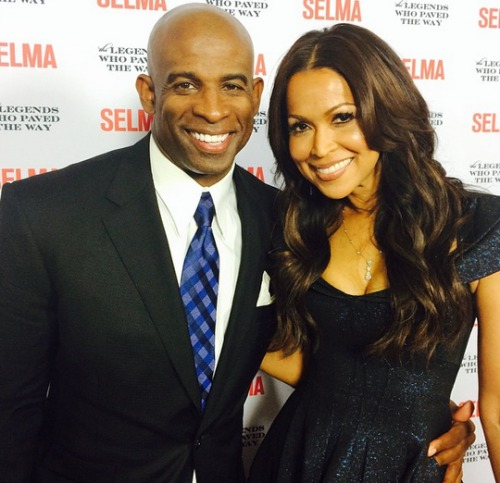 Tracey Edmonds Talks With This Ring Cast Deion Sanders