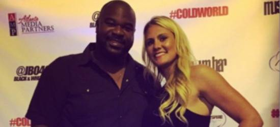 Albert Haynesworth And Girlfriend Brittany Jackson Expecting Their First Child Together! (Details)