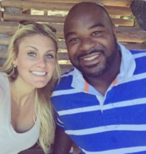 Albert_Haynesworth_And_Girlfriend_Brittany_Jackson