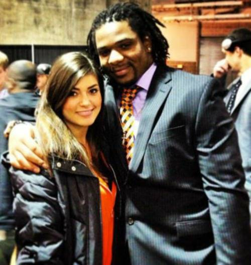 Vontaze-Burfict-Girlfriend-Brandie-LaBomme-photos
