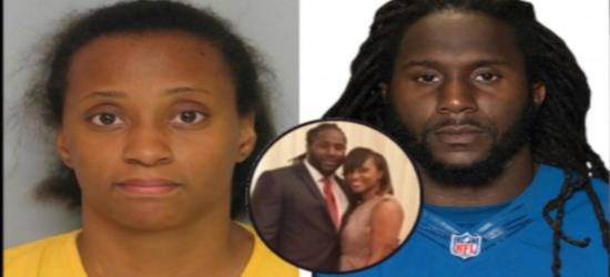 Fatal Attraction: NFL Star Erik Walden's Ex-Girlfriend Breaks Into His Home, Cuts Him With Knife And Attacks His New Girlfriend With Bat...Breaking Her Arm! (Video)