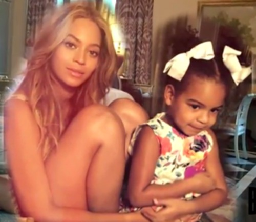 beyonce-share-blue-ivy-pics
