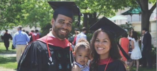Inspiring: Boston Couple Graduates From Harvard Medical School Together! (Photos)
