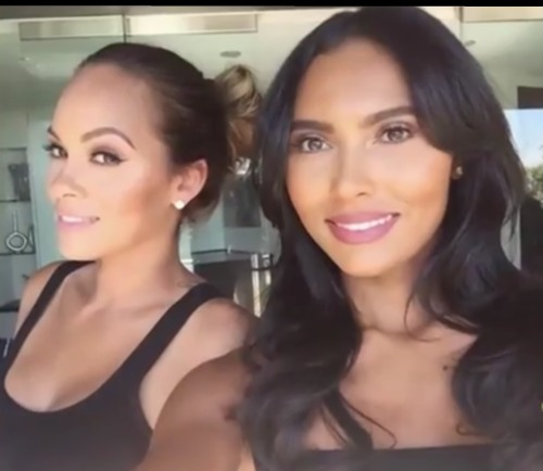 evelyn-lozada-daughter-shaniece-hairston-pics