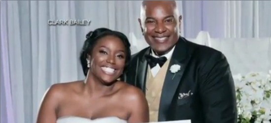 Watch: Bride Surprises Pastor Father With Purity Certificate At Her Wedding! (Video)
