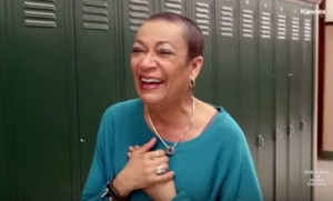 teacher-survived-cancer-school-surprise