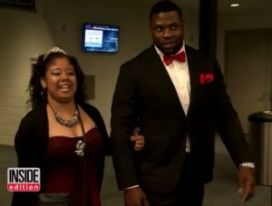 Dwayne Allen-Teen-Lupus-High School Prom-video