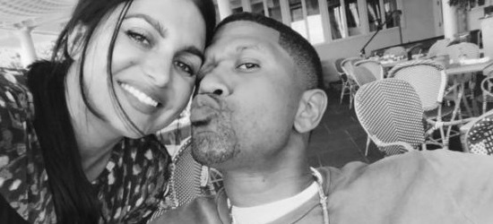 Jalen Rose's Girlfriend Molly Qerim