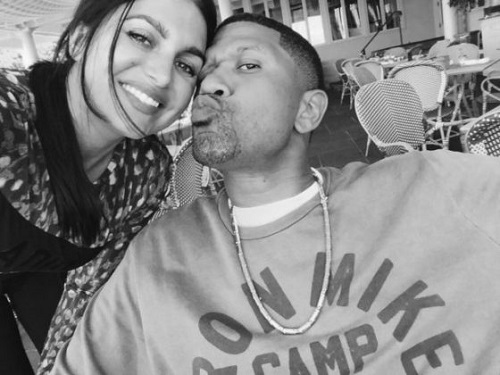 Jalen-Rose-girlfriend-Molly-Qerim-dating-pics-photos