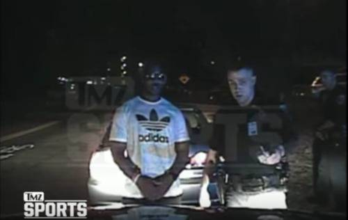 NFL_Rookie_Jonathan_Williams'_Drunk_Driving_Arrest_Video-