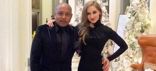 Daymond John's Girlfriend Heather Taras