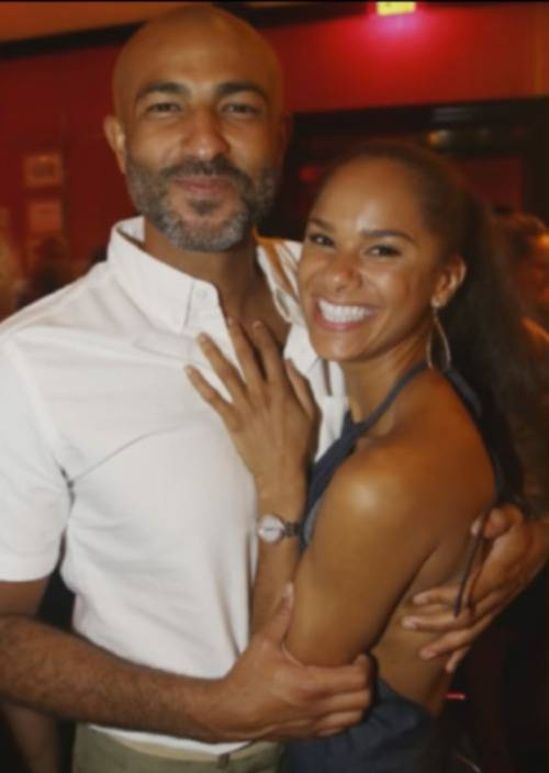 Misty-Copeland-Husband-olu-evans-pics-photos-