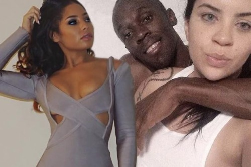 Usain-Bolt-Girlfriend-Kasi-Bennett-side-chick