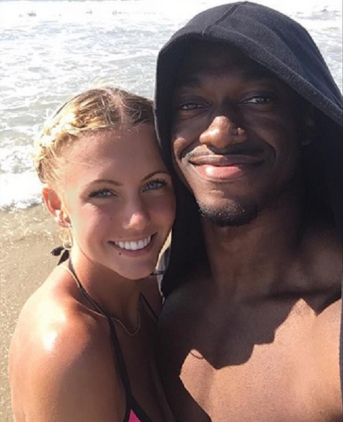 robert-griffin-New-Girlfriend-Grete-Sadeiko-pics-photos