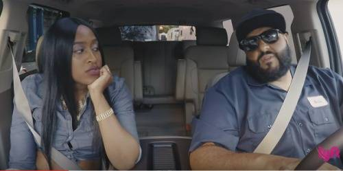 Watch: DJ Khaled Goes Undercover As Lyft Driver In New York City. (Video)