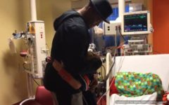 Heartfelt: NFL Star Cam Newton Grants Sick Kid's Christmas Wish! (Video)