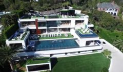 Wow: Look Inside This $250 Million California Mega Mansion (Video)