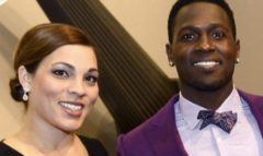 Antonio Brown's Girlfriend Chelsie Kyriss