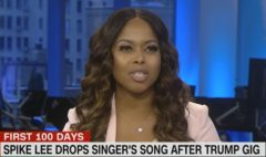 Chrisette Michele Speaks On The Backlash She Received For Performing At Donald Trump's Inauguration! (Video)