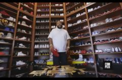 DJ Khaled Shows Off His Sneaker Closet And Collection! (Video)