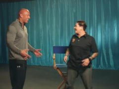 "Watch: Dwayne ""The Rock"" Johnson Surprises A US Veteran With A New Car! (Video)"
