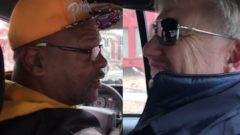 Watch: Cab Driver Says John Elway Is The Greatest Quarterback Ever, Not Realizing Elway Is Sitting In The Backseat . (Video)