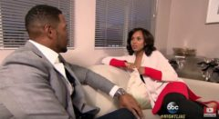 Behind-The-Scenes: Kerry Washington Talks New Season of 'Scandal,' Being Pregnant On Set, Work-Life Balance And More!
