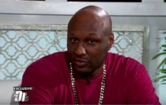 Lamar Odom's Post-Rehab Interview – Opens Up About Past Addiction, New Sobriety Plan, Biggest Regrets And Kloe Kardashian! (Video)