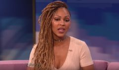 Meagan Good Speaks On How She Handles Criticism From The Church Community About The Way She Dresses! (Video)