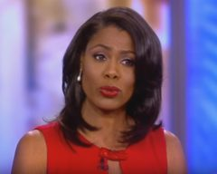 Omarosa Manigault Gets Feisty Defending Donald Trump, Her Credentials And Talks Voter Fraud, Women's March, And More! (Video)